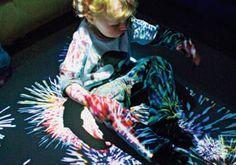 Interactive Projection Floor