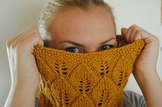 Ravelry: Leaving Cowl pattern by Maria Olsson