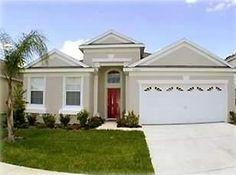 VRBO.com #73274 - 4 BR/3 BA Luxury Vacation Villa - 3 Miles from Disney - SLEEPS 9!