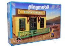 Playmobil 3426 Western Hotel MISB Antex Argentina Oeste Cowboys Westernstadt | eBay