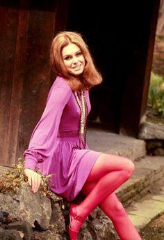 Joanna the model Joanna Lumley