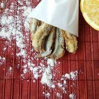 #cookpadgreece #γαύρος #ψαράκι