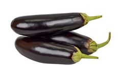 """Buy the royalty-free Stock image """"Ripe eggplant vegetable, isolated on white background"""" online ✓ All image rights included ✓ High resolution picture fo. White Background Images, Background S, High Resolution Picture, Frisk, Eggplant, Vegetarian, Snacks, Vegetables, Healthy"""