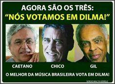 F.G. Saraiva: Nas redes sociais, famosos comentam reeleição de D...