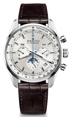 A new triple calendar from Zenith - Zenith El Primero 410