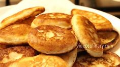Check out the video recipe of how to make Grandma Emma's Pancakes (Oladushki). Once you try Grandma Emma's Russian style pancakes recipe, you will want them every day!