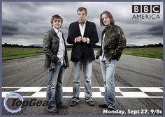 BBC America, Top Gear.