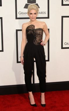 Gossip Over The World: Red Carpet Celebrity Fashion ... The Grammy Awards...