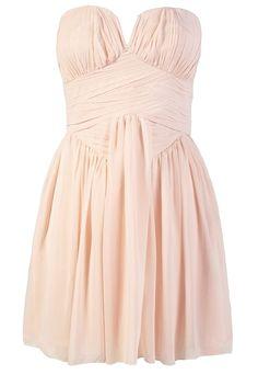 so gorgeous!!! perfect short bridesmaids dress!