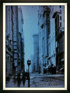 https://flic.kr/p/hVKM4j | Luigi Speranza -- Old New York