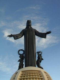 Cristo Rey - Cerro del Cubilete, Guanajuato