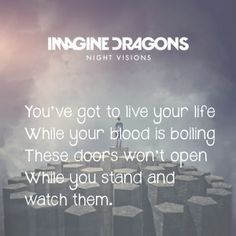 Imagine Dragons - Cha-Ching (Till We Grow Older)