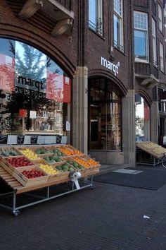 Marqt Amsterdam - Great local organic store. Amsterdam