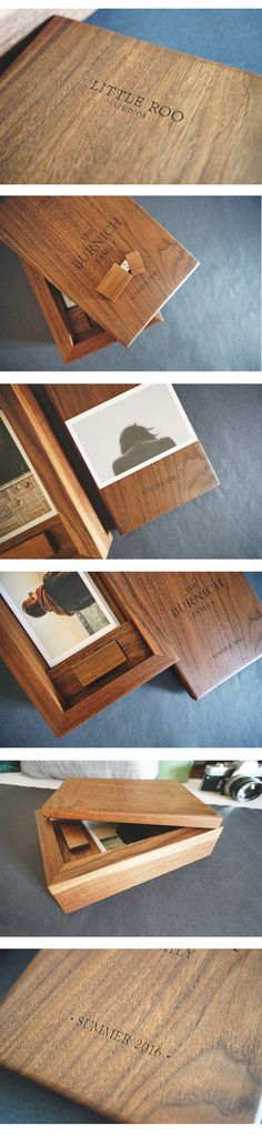 Just a glimpse at this Summer's hottest Wooden Proof Box!