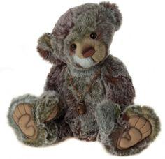 Charlie Bears Bamboozle bear - 2014