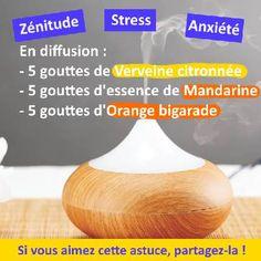 huile verveine citronnée en diffusion contre le stress et l'anxiété