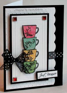 Love coffee cups!