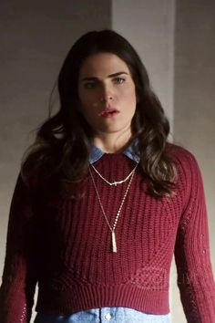 Karla Souza Laurel Castillo How To Get Away With Murder S01E14 The Night Lila Died