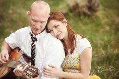 engagement photos with guitar - Google Search