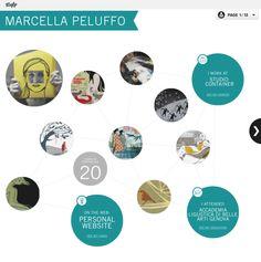 Graphical bio: Marcella Peluffo