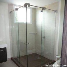 Divisiónes para baño en usaquen 3147535146 en Usaquén Bathtub, Bathroom, Bathroom Doors, Fire Glass, Necklaces, Standing Bath, Washroom, Bathtubs, Bath Tube