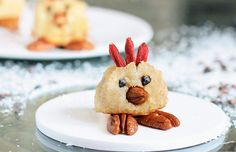 coconut cookie easter chicks- adorable!