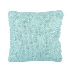 Kussen Ibiza 45 x 45 cm licht blauw (6107)#Pakhuis3 #Kussen