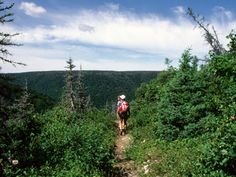 Big Intervale Campground - Cape Breton (Cape North) - no reservations