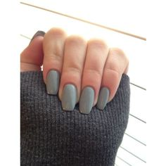 Amazon.com: Winter Nails ❤ liked on Polyvore featuring beauty products, nail care, nail treatments, nails and beauty