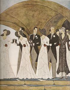 art deco wedding dress | ART DECO WEDDING DRESS - ART DECO WEDDING DRESS