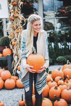 #1 Go to a pumpkin patch