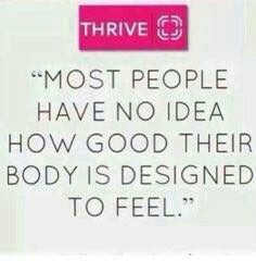 Hey guys! I am looking for 2 people to take on the THRIVE challenge! If you haven't already heard of THRIVE by Le-Vel , then today is your lucky day! It's an all natural based product that helps you reach your physical and mental peak! The product itself, comes with a charge, HOWEVER, if you can refer two friends that you think could benefit from this (and everyone can) then you get your Thrive absolutely FREE!  If you are interested in taking the challenge and being the best that you can…