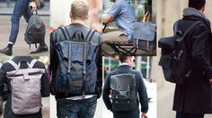 Uber chic and handsfree conducive, we're praising the resurgence of the rucksack.