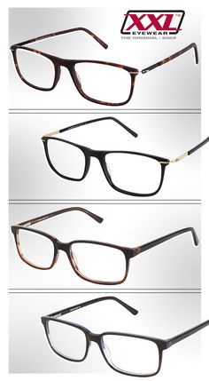 Classic, athletic and sophisticated with a hint of edge – XXL Eyewear Optical Frames, Eyewear, Athletic, Classic, Fashion, Derby, Moda, Eyeglasses, Athlete