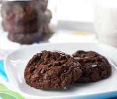 Receita Chocolate Chip Cookies por Equipa Bimby - Categoria da receita Bolos e Biscoitos