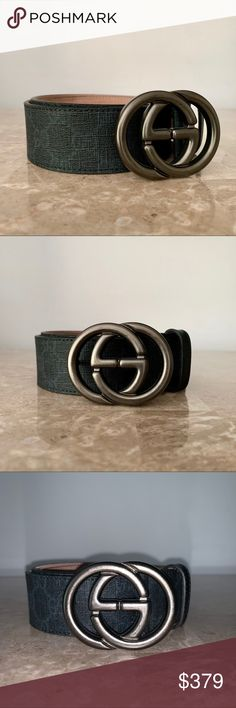 020a7893223a Gucci Belt - Unisex Unisex Gucci Belt in black. Perfect condition
