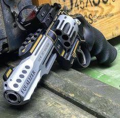 Weapons Guns, Guns And Ammo, Airsoft Guns, Images Gif, Custom Guns, Fire Powers, Cool Guns, Awesome Guns, Tactical Gear
