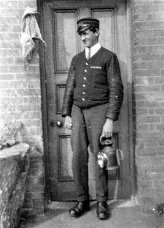 victorian train guard uniform - Google Search