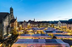 The best Christmas markets in Europe Nuremberg, Germany
