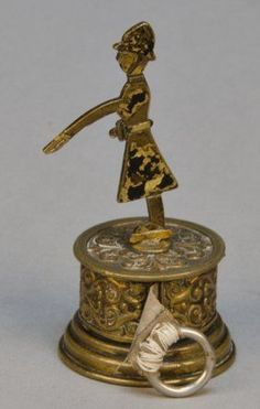victorian tape measures | ... tape measure figural brass english bobby on stand tape measure novelty