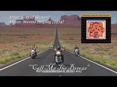 Call Me The Breeze - Lynyrd Skynyrd (1974) - YouTube