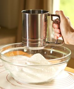Look what I found on #zulily! Stainless Steel Three-Cup Flour Sifter by Fox Run #zulilyfinds