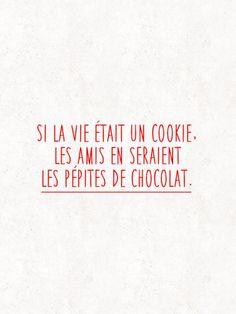 Joyeuse journée internationale du Chocola! À cette occasion, distribuez ces petites phrases garanties 0