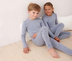 Dětské triko s dlouhým rukávem, ideální jako hřejivá mezivrstva