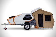 Australische Track Trailer Tvan MK 4 - https://www.campingtrend.nl/australische-track-trailer-tvan-mk-4/