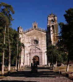 Convento en Yecapixtla, Morelos