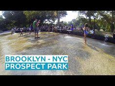 Brooklyn, NY - Prospect Park - YouTube