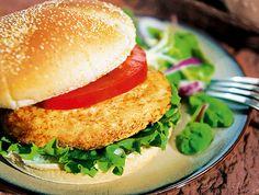 Burger mit Hähnchen - Weitere Infos: ALDI inspiriert Ausgabe 3/2015 - S.25