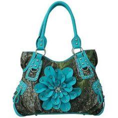 Shop Amazon Blue Purse on Wanelo