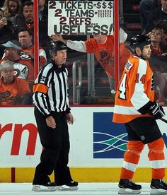 I am blind! I am deaf! I want to be a Ref!